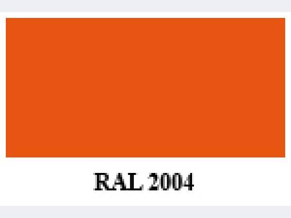 Ral 2004 какой цвет